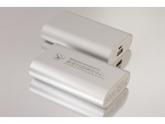 SPB07 鋁合金質感行動電源(Mini External Battery Power Bank)5200mAh