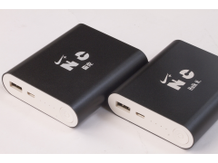 SPB06 鋁合金質感行動電源(External Battery Power Bank)10400mAh