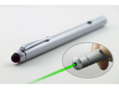 GS01 綠光雷射觸控筆(Capacitive Stylus Green Laser Pointer)
