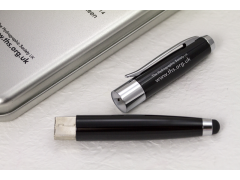 iTU200 USB觸控雷射碟(4 in 1 Capacitive Stylus Laser & LED with USB drive)