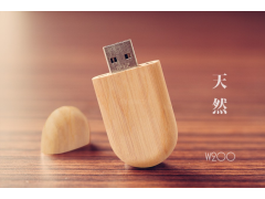 W200 木頭隨身碟(Wooden USB Flash Drive)