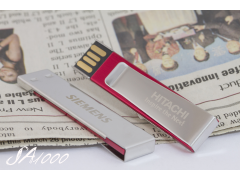 SA1000 COB 書夾隨身碟(Metal Bookmarker COB USB Flash Drive)