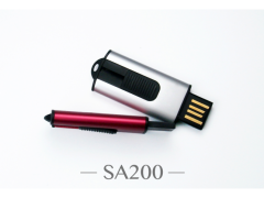 SA200 COB 精巧推拉碟(COB Retractable USB Flash Drive)