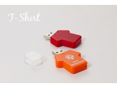 可愛衣隨身碟(T-Shirt Style USB Flash Drive)
