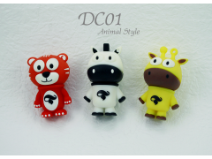 DC01 可愛動物造型隨身碟(PVC Cute Animal style USB Flash Drive)