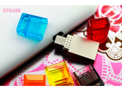 OTG100 迷你OTG雙頭隨身碟(Mini OTG USB Flash Drive)