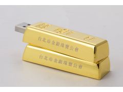 GB100 金塊碟(USB Gold Bullion Flash Drive)