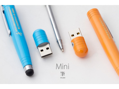 iTU300 USB觸控迷你筆碟(USB Capacitive Stylus Pen)