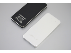 SPB02 時尚手機造型行動電源(iPhone style External Battery Power Bank)4000mAh