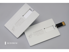SCD200_M 翻轉式名片碟-金屬(COB Card style USB Flash Drive)