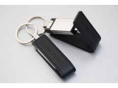 L600 書夾型皮革隨身碟(Leather Key-Chain style USB Flash Drive)