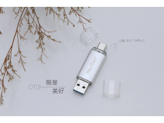 3.0 | 極簡金屬OTG隨身碟 |Type-C|(Type-C OTG Flash drive)